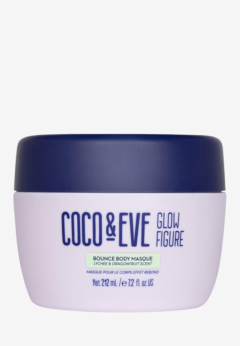 Coco & Eve - GLOW FIGURE BOUNCE BODY MASQUE - Anti-Cellulite - -