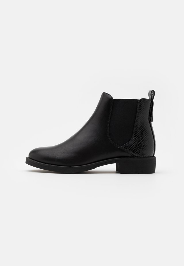 ONLBIBI - Ankle boots - black