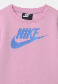 Nike Sportswear - FUTURA SET - Mikina - carbon heather - 3