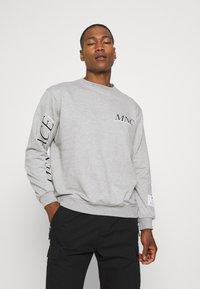 Mennace - Sweatshirt - light grey - 0