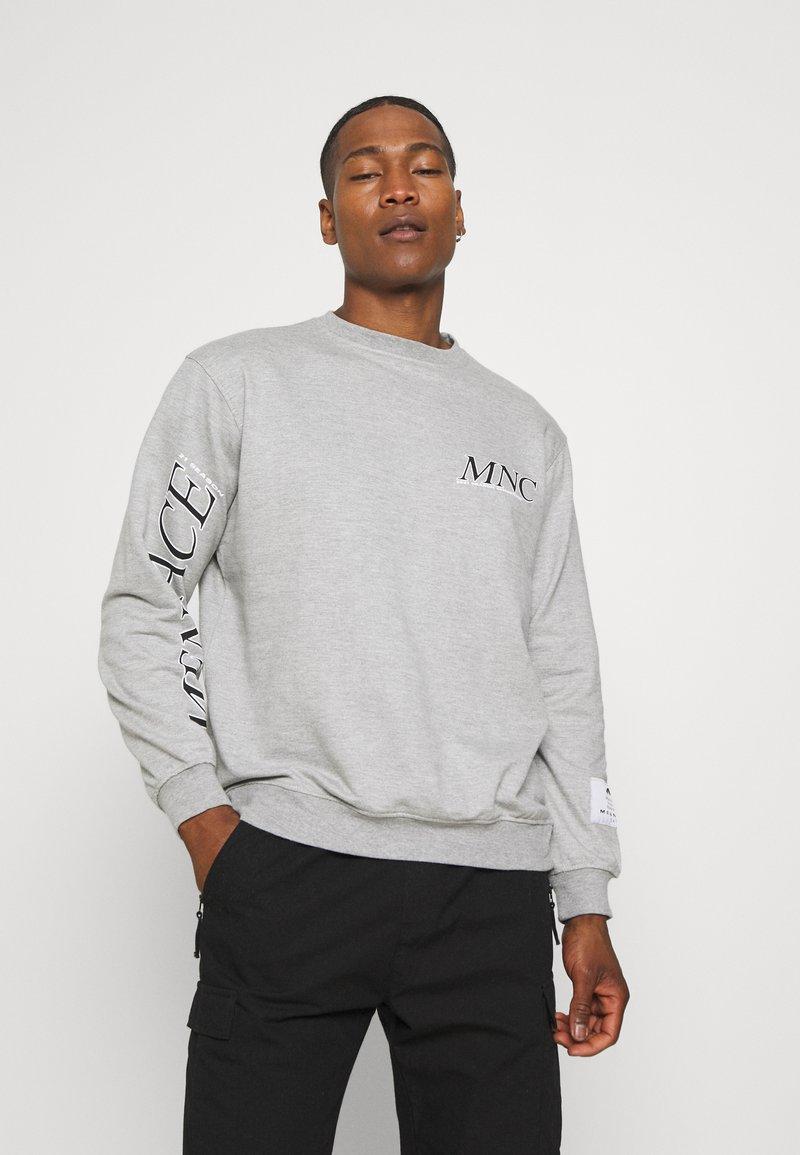 Mennace - Sweatshirt - light grey