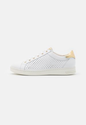 JAYSEN - Trainers - white/gold