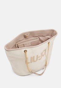 LIU JO - TOTE - Handbag - natural - 2