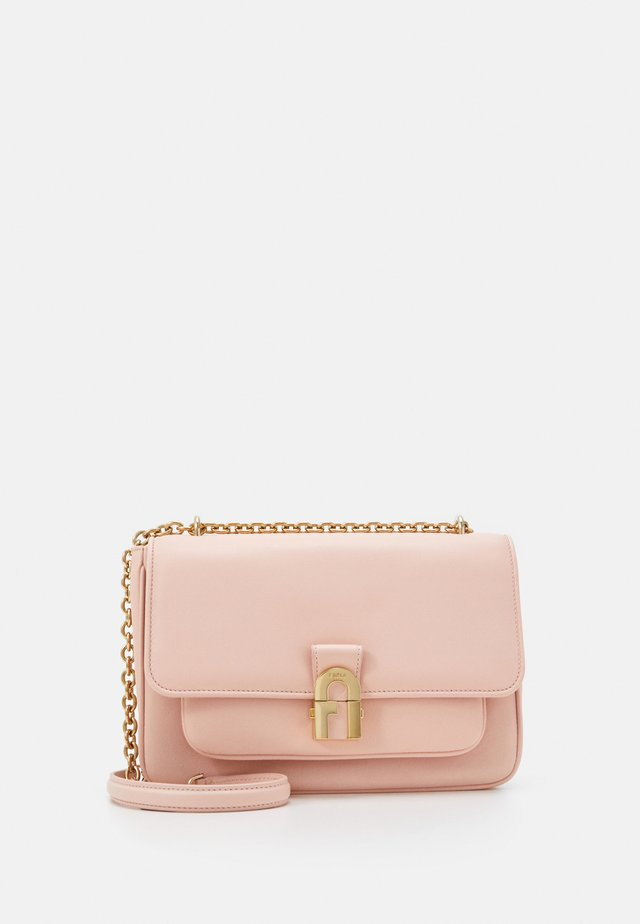 COSY SHOULDER BAG - Umhängetasche - candy rose