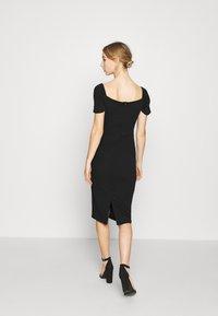 WAL G. - MARIANNA DRESS - Společenské šaty - black - 2