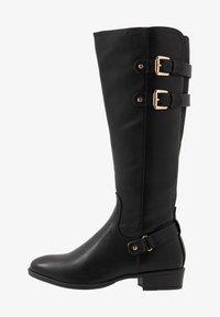 Dorothy Perkins - KIKI BELLOWS RIDING  - Cowboy/Biker boots - black - 1
