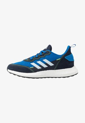 RAPIDABOOST RUNNING SHOES - Neutral running shoes - glow blue/sky tint/legend ink