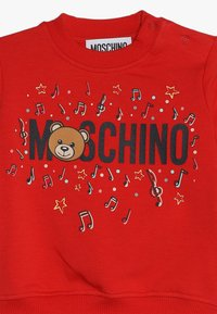 MOSCHINO - Sweatshirt - poppy red - 3