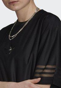 adidas Originals - Skjortklänning - black - 4