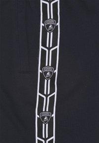 Automobili Lamborghini Kidswear - SHIELD TAPE PANTS - Tracksuit bottoms - blue hera - 2