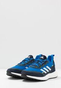 adidas Performance - RAPIDABOOST RUNNING SHOES - Hardloopschoenen neutraal - glow blue/sky tint/legend ink - 3