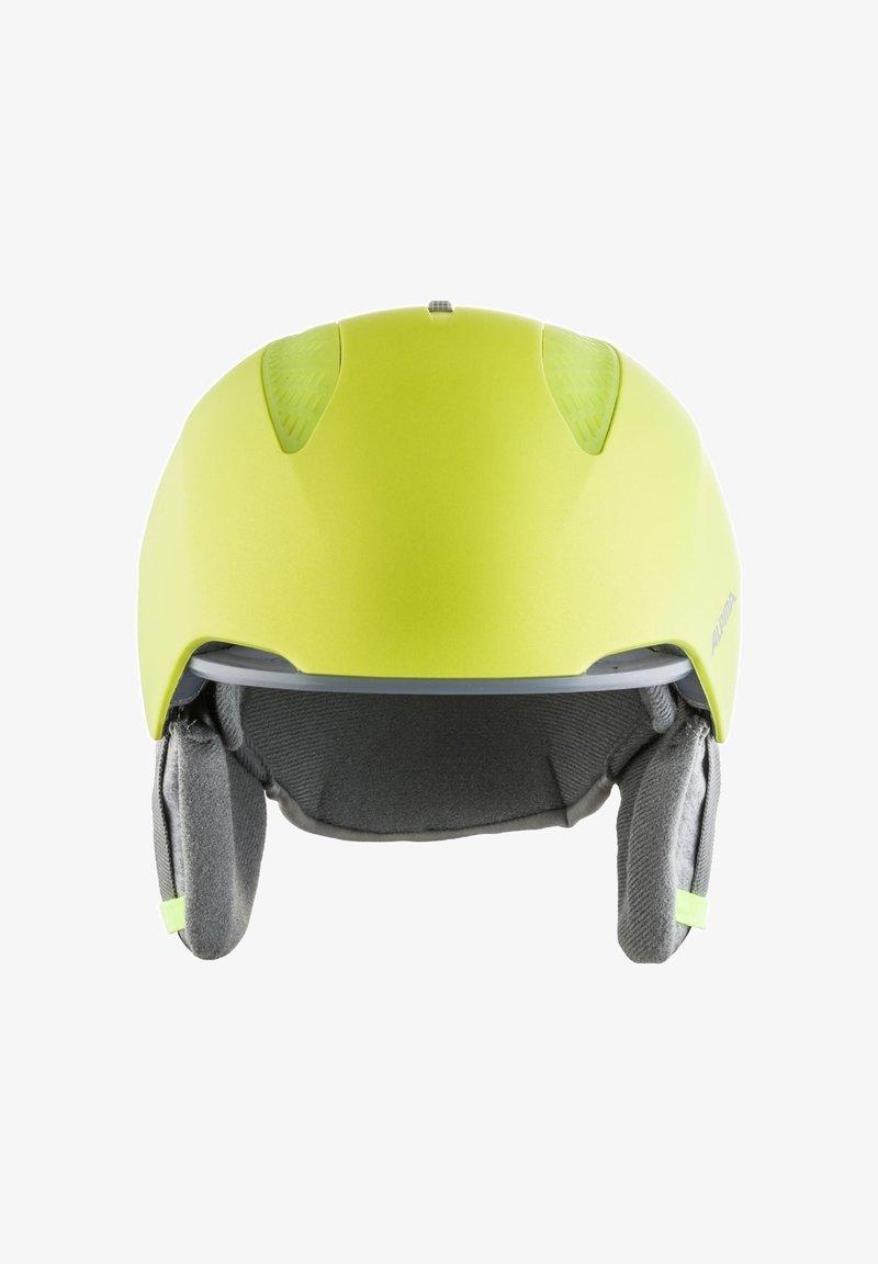 Alpina - GRAND JR - Helmet - neon-yellow