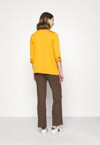 ONLY - ONLELLE CARDIGAN - Cardigan - golden yellow - 2