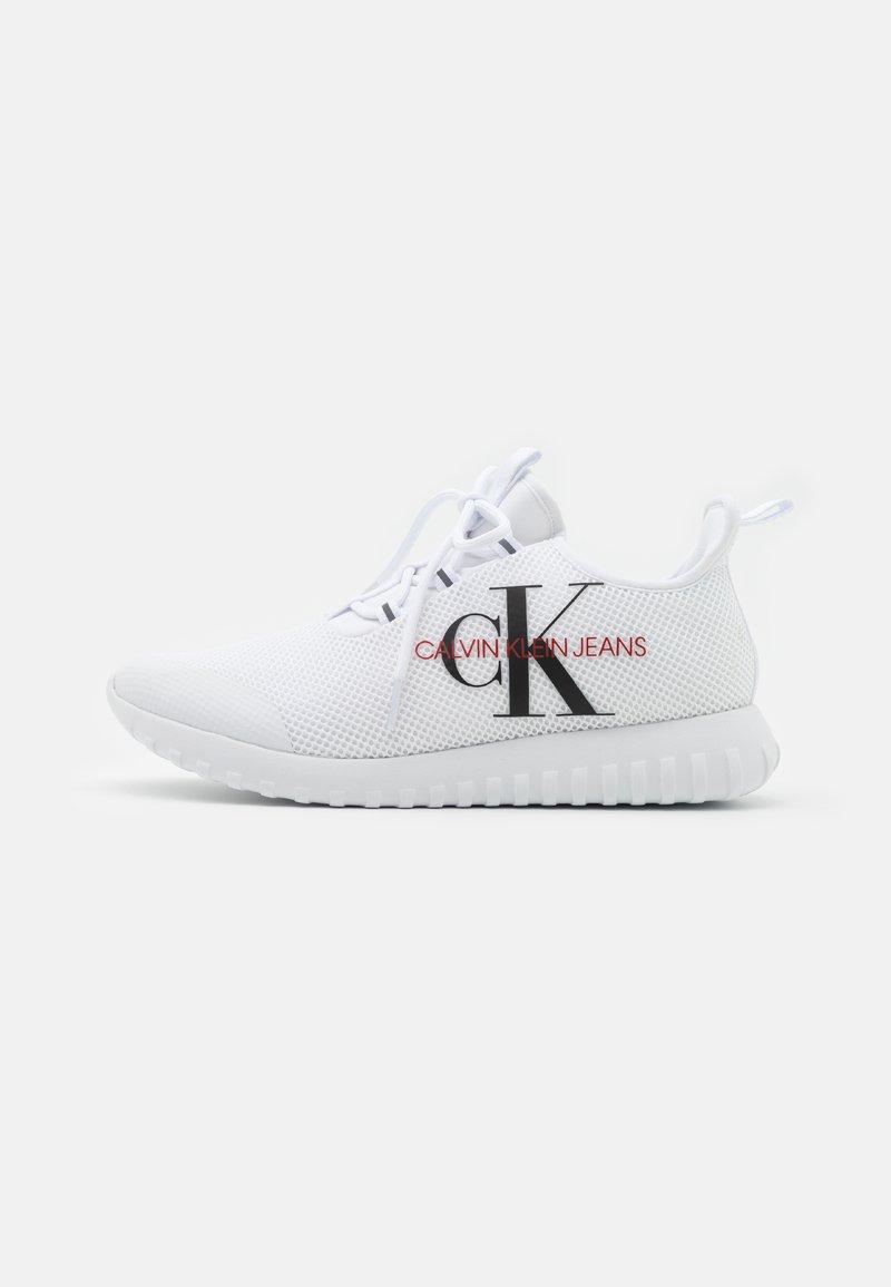 Calvin Klein Jeans - REILAND - Zapatillas - white