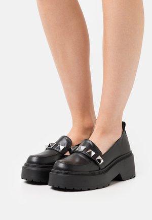 LINNETT - Slip-ons - black