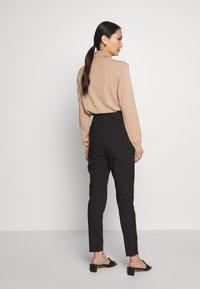 NAF NAF - ESIGNO - Kalhoty - noir - 2