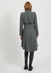 Object - OBJANNLEE  - Trenchcoat - dark green - 2