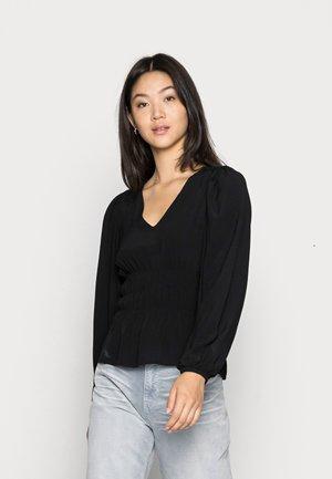 VMTANIA - Long sleeved top - black