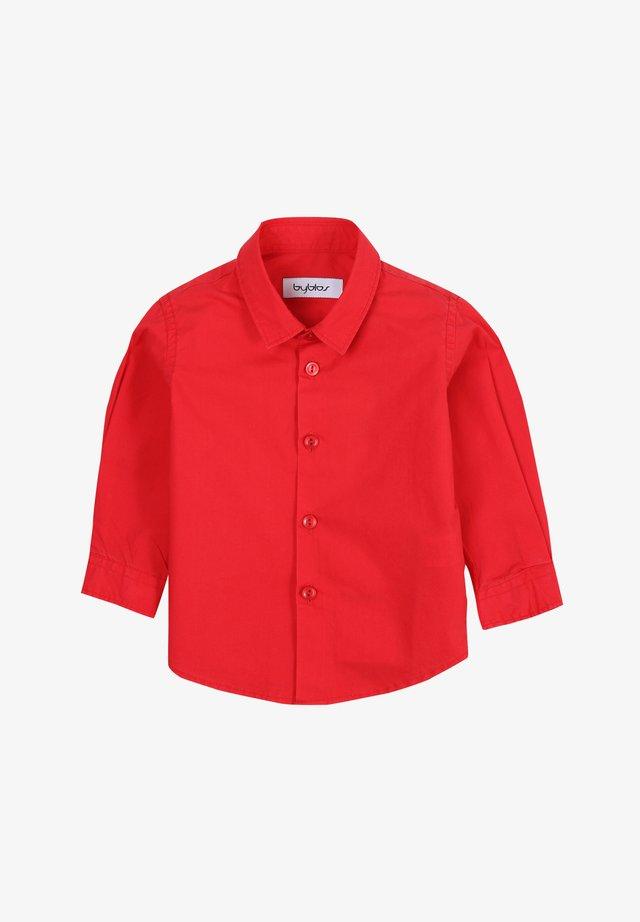 Overhemd - rosso