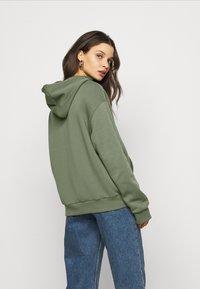 Even&Odd Petite - Sweat à capuche - green - 2