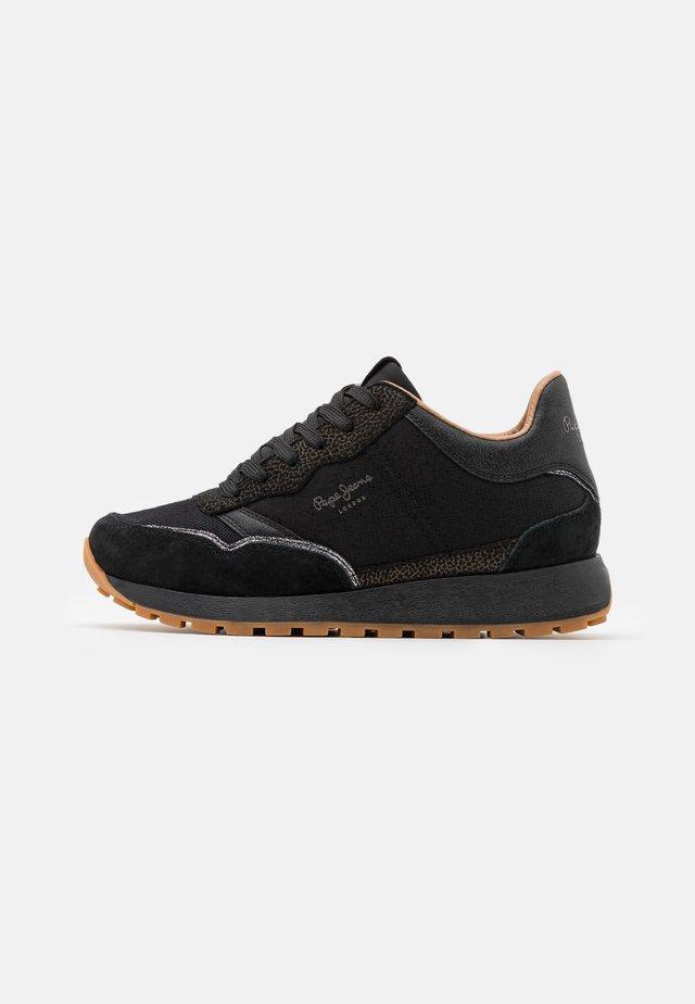 DEAN NASS - Sneakers laag - black