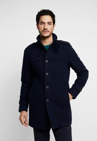 Selected Homme - SLHCOVENT COAT - Cappotto invernale - dark sapphire - 0