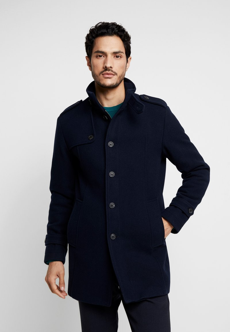 Selected Homme - SLHCOVENT COAT - Cappotto invernale - dark sapphire