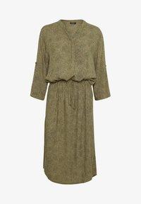 Soaked in Luxury - SL ZAYA  - Day dress - scattered dot print elmwood - 4