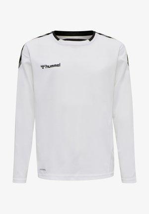 HMLAUTHENTIC - Funktionsshirt - white