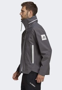 adidas Performance - MYSHELTER URBAN RAIN.RDY OUTDOOR - Outdoor jacket - grey - 3