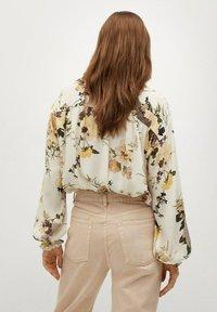 Mango - Button-down blouse - multi-coloured - 2