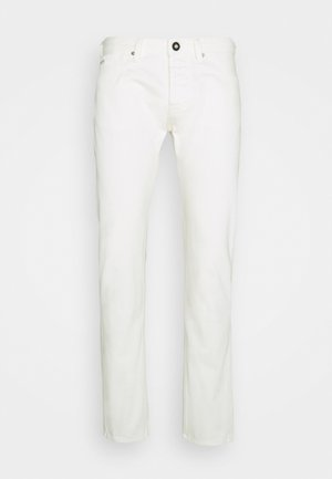 5 POCKETS PANT - Slim fit jeans - white