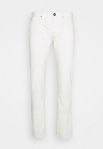 5 POCKETS PANT - Slim fit jeans - white