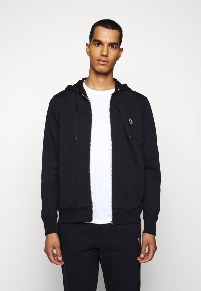 PS Paul Smith - MENS ZIP HOODY - Zip-up hoodie - dark blue