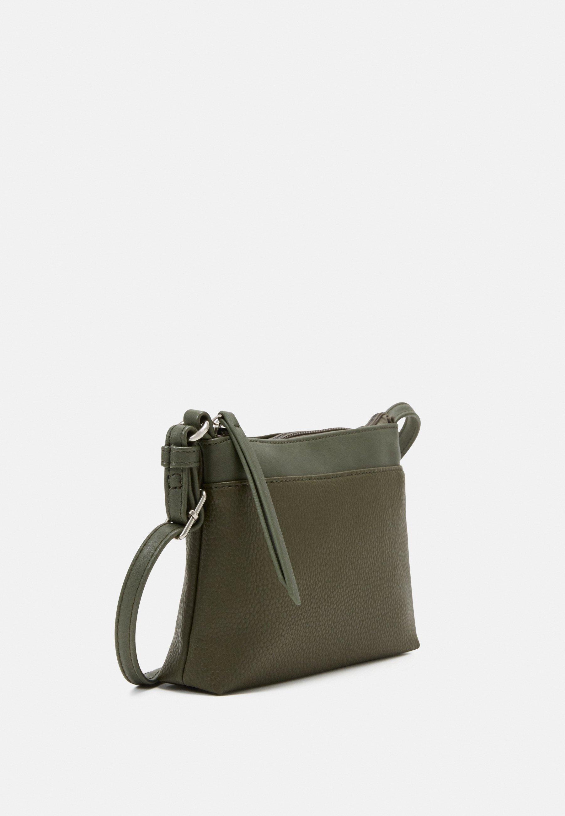 TOM TAILOR DENIM ARONA Shoppingveske khaki Zalando.no
