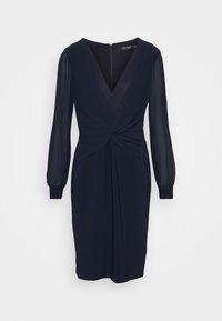 Lauren Ralph Lauren - BONDED DRESS COMBO - Cocktail dress / Party dress - lighthouse navy - 4