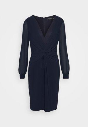 BONDED DRESS COMBO - Vestito elegante - lighthouse navy