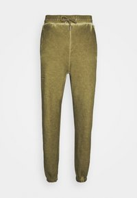 Han Kjøbenhavn - PANTS - Tracksuit bottoms - green crush - 4
