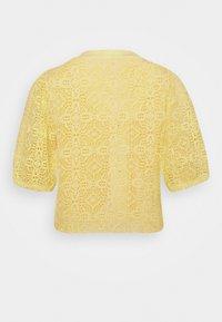 Monki - Cardigan - yellow - 6
