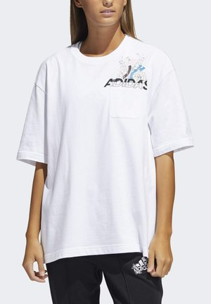 GRAPHIC T-SHIRT  - T-Shirt print - white