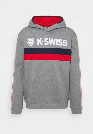 HERITAGE SPORT HOODED  - Sweatshirt - grey