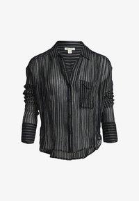 Billabong - SWEET MOVES  - Button-down blouse - black - 3