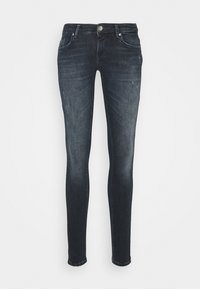 ONLY - ONLCORAL LIFE - Jeans Skinny Fit - blue black denim - 3