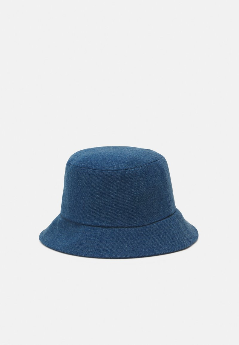Pieces - PCDENIMA BUCKETHAT - Hat - blue denim