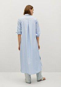 Mango - FACTORY - Shirt dress - blå - 2