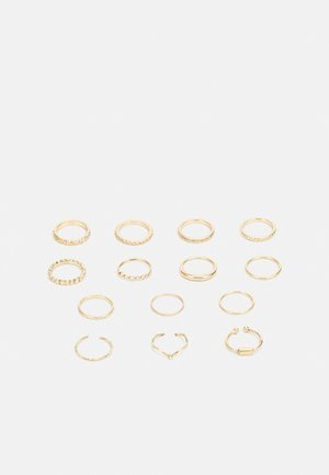 14 PACK - Ring - gold-coloured