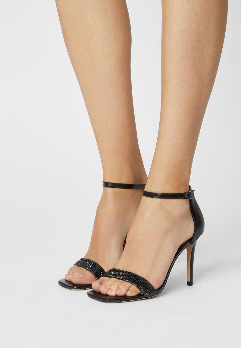 ALDO - AFENDAVEN - High heeled sandals - black
