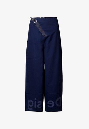 ARIANE - Trousers - blue
