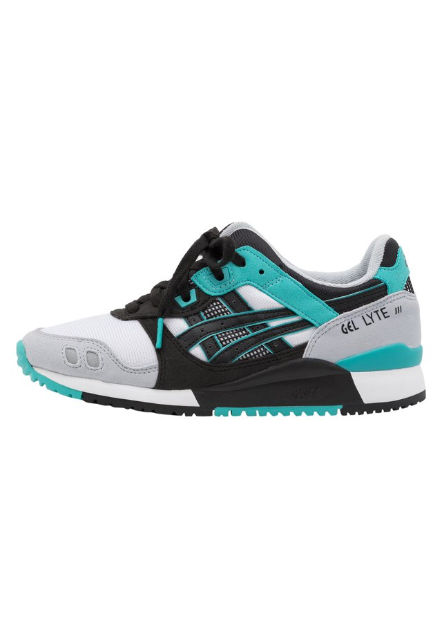 GEL-LYTE III UNISEX - Sneakersy niskie - white/black