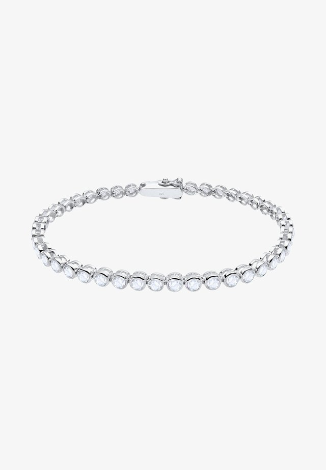 TOPAS  - Armband - white